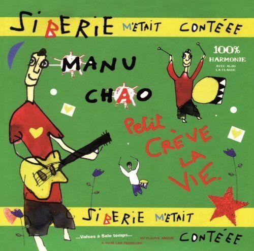 "Manu Chao - Siberie m´etait contee, 2x 12"" VINYL LP + CD Gatefold NEU + OVP!"
