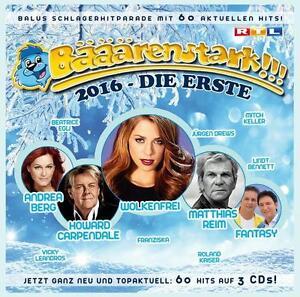 Bääärenstark!!! 2016  - die Erste von Various   CD   neu-ovp