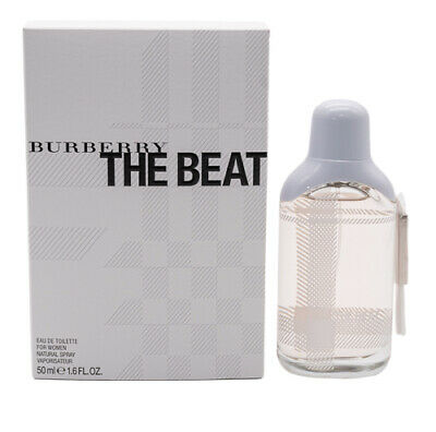 The Beat by Burberry Perfume for Women 1.7 oz edt New In Box