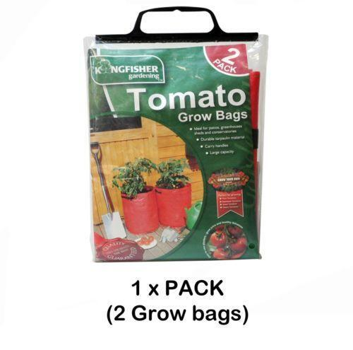 tomato grow bags garden patio ebay. Black Bedroom Furniture Sets. Home Design Ideas