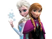 Frozen princess parties