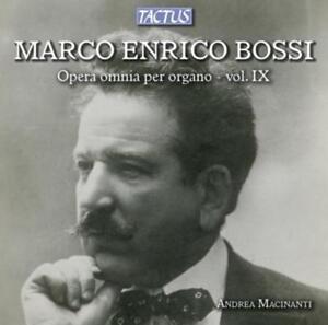 Complete Organ Works Vol 9 - Bossi (2013, CD NEU)