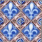 Faience Ceramic Antique Tiles