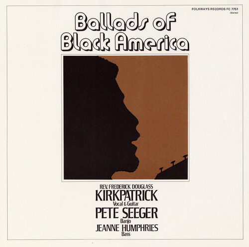 Frederick Douglass K - Ballads of Black America [New CD]