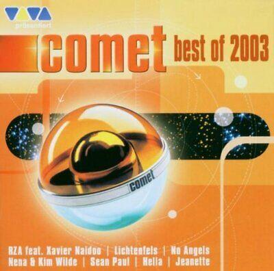 Comet-Best of 2003 (VIVA) RZA feat. Xavier Naidoo, Sean Paul, Sarah Con.. [2