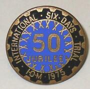 IOM Badge