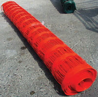 Snow Fence , Orange or Green 100' long