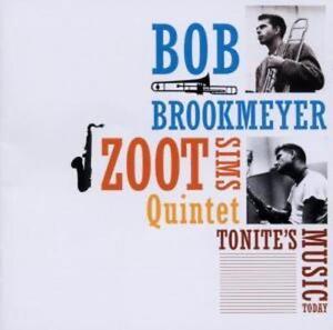 Tonites Music Today/Whooeeee von Zoot Sims,Bob Brookmeyer (2010)