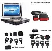 Car Diagnostic Laptop