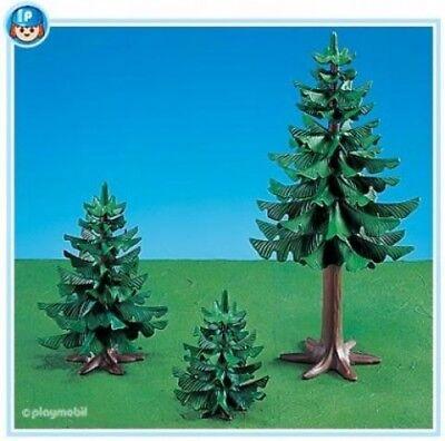 Playmobil Add On 7725: Pine Trees (3)