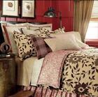 Queen Comforter Set Coral