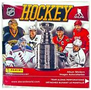 Panini Hockey Sticker Box