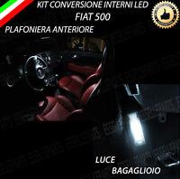 KIT LED INTERNI FIAT NUOVA PANDA 4x4 PLAFONIERA SINGOLA CONVERSIONE COMPLETA