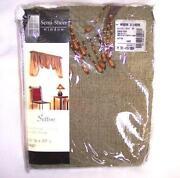 Wooden Curtain Pelmet