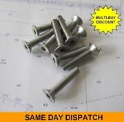 Stainless Steel Countersunk Bolts