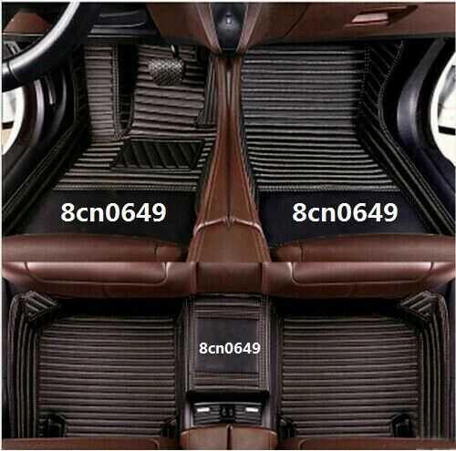 Luxury Custom Car floor mats Dodge Charger Challenger Durango Journey 2008-2020