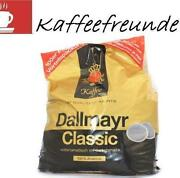 Kaffeepads Dallmayr
