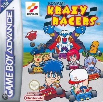 Konami Krazy Racers | Game Boy Advance | iDeal