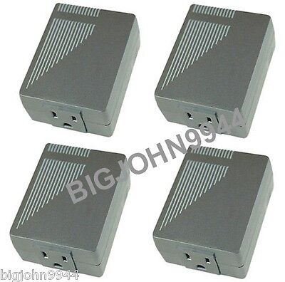 4 Pack X10 Pro Xppf 5 Amp Plug-in Line Noise Filter Facto...