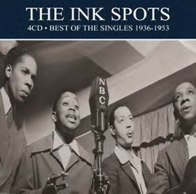 The Ink Spots - Best Of The Singles 1936-1953 [New CD] Holland -