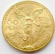 50 Pesos Gold Coin