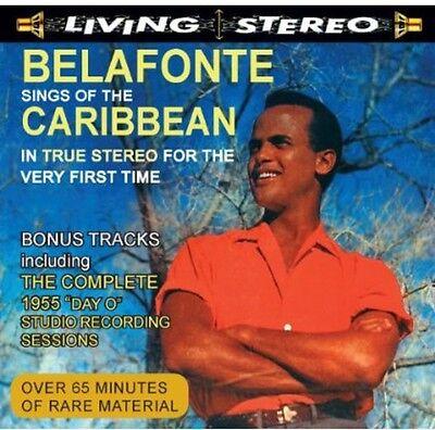 Harry Belafonte   Sings Of The Caribbean In True Stereo  New Cd