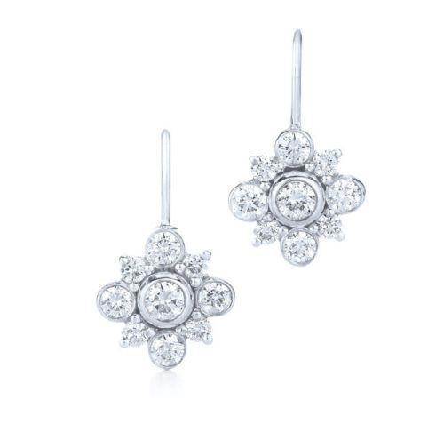 Serial Earrings: Kwiat: Jewelry & Watches