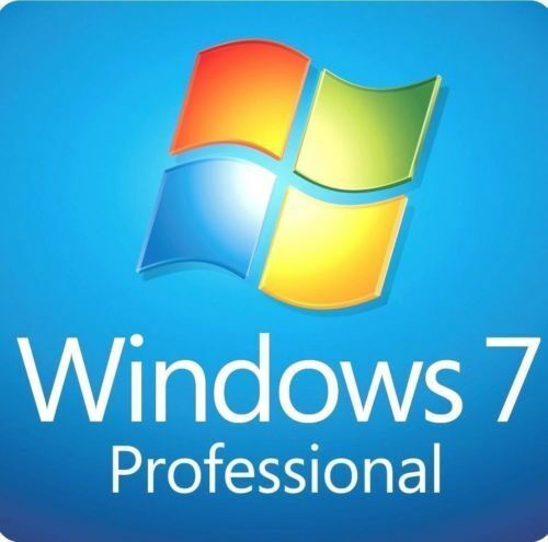 WINDOWS 7 PROFESSIONAL PRO LICENSE KEY emailed only 32 64 BIT + M-BOARD