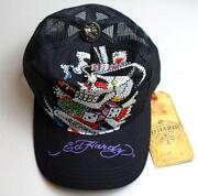 Christian Audigier Hat