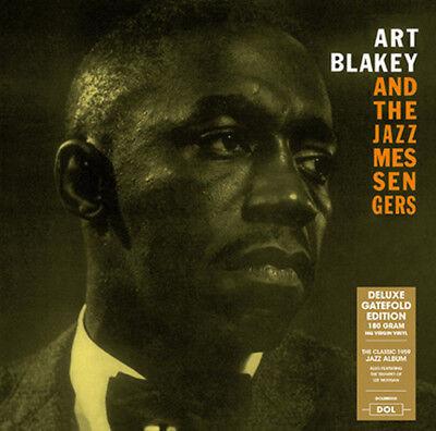 Art Blakey   The Jazz Messengers  New Vinyl Lp  Uk   Import