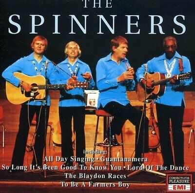 The Spinners - The Spinners - The Spinners CD FYVG The Cheap Fast Free Post The