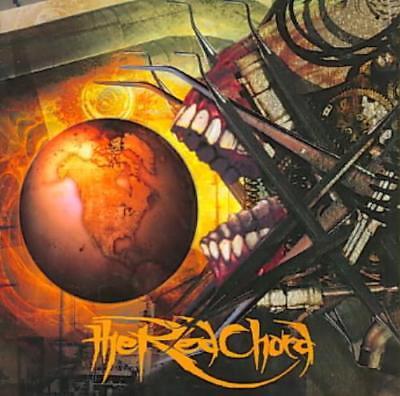 THE RED CHORD - FED THROUGH THE TEETH MACHINE * NEW CD