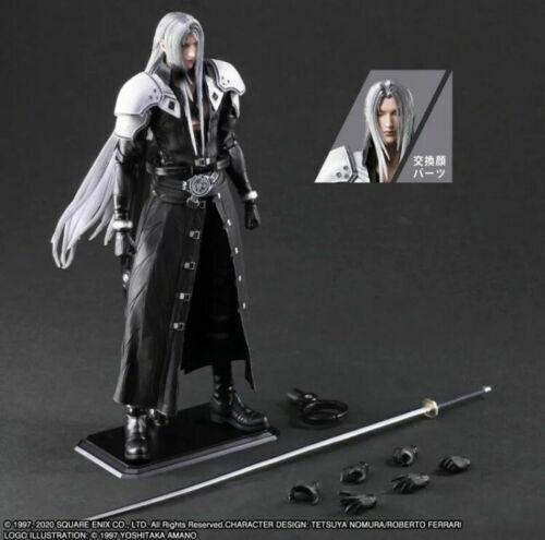 Final Fantasy VII Remake PLAY ARTS Kai Sephiroth Pre-Order US SELLER Square Enix