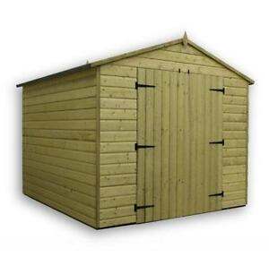 8x8 shed ebay for Garden shed 8x8