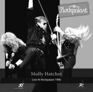 "Molly Hatchet "" Live at Rockpalast 1996 "" CD (2013)"