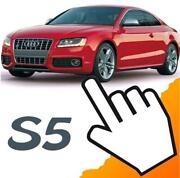 Audi A5 Modellauto