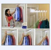 Door Clothes Rack