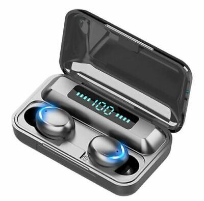 Bluetooth Earbuds Wireless Headphone 5.0 noise canceling Waterproof Headset 2020