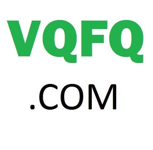 LLLL .COM 4 Letters Domain Names VQFQ.COM on Godaddy