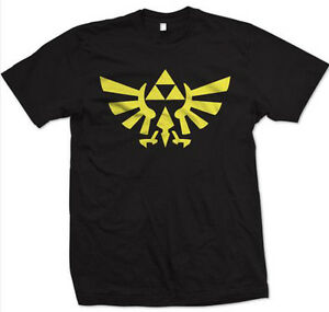 Zelda-Shirt-TRI-FORCE-T-Shirt-Legend-of-Zelda-Triforce-TWILIGHT-PRINCESS