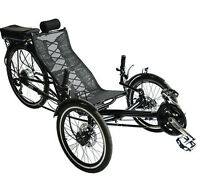 Recumbent Ebike Full power motor