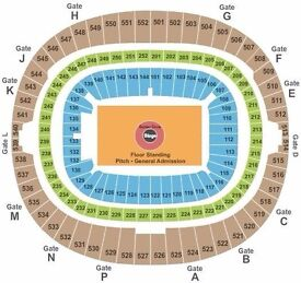 Adele Wembley Stadium 29th June - 1 ticket, Block 102