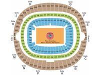 Adele Wembley Stadium 29th June - 1 ticket, Block 109