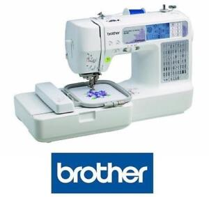 OB BROTHER SEWING MACHINE SE400 202106216 COMPUTERIZED SEWING  EMBROIDERY MACHINE OPEN BOX