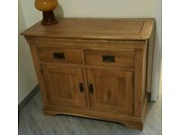 *SOLD* Solid Oak Chest