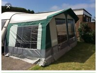 Trio Mexico awning