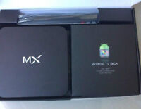 Android Tv Box - Fully Loaded- Official boxes - Not Fake
