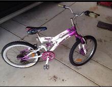 "Girls 20"" 7 speed dual suspension mountain bike Padbury Joondalup Area Preview"
