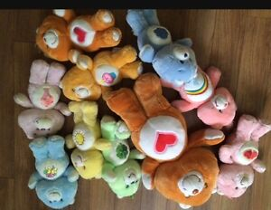 Care Bears Call number on add thanks