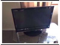 """22"""" Matsui tv with dvd player"""